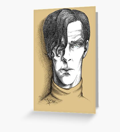 The Fringe of Evil Greeting Card