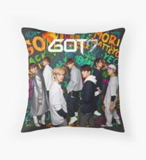 GOT 7  Throw Pillow