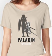 AFTER SCHOOL WARRIORS: PALADIN Women's Relaxed Fit T-Shirt