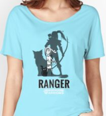 AFTER SCHOOL WARRIORS: RANGER Women's Relaxed Fit T-Shirt