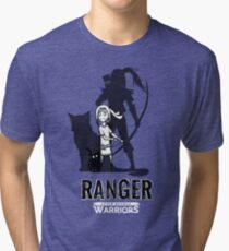 AFTER SCHOOL WARRIORS: RANGER Tri-blend T-Shirt
