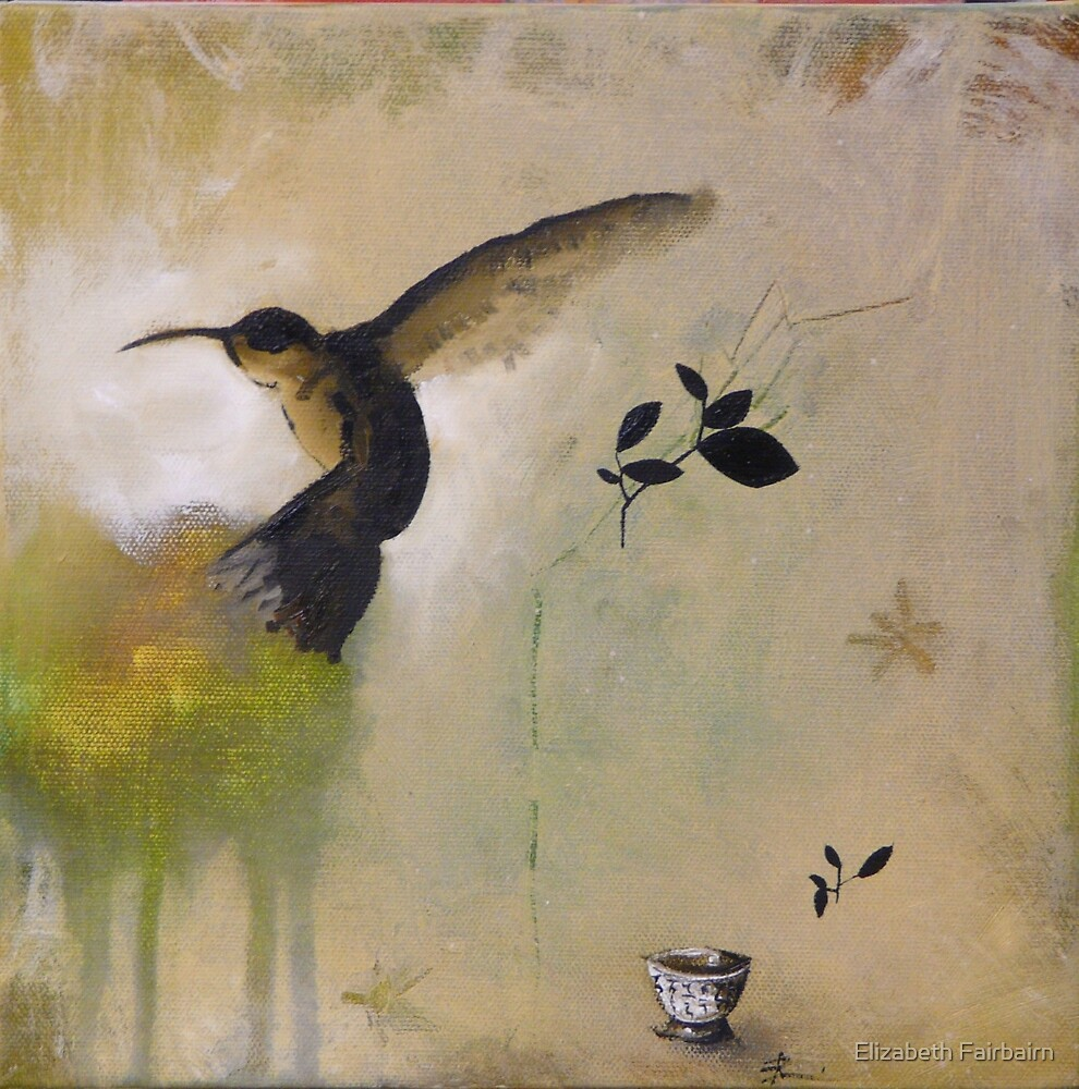 joy I am empty by Ember  Fairbairn