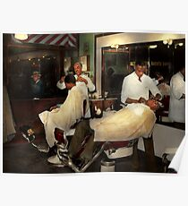 Barber - A time honored tradition 1941 Poster