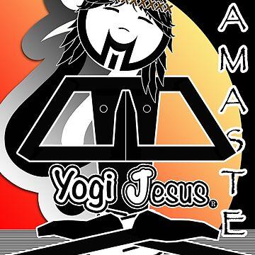 Yogi Jesus by chelo19