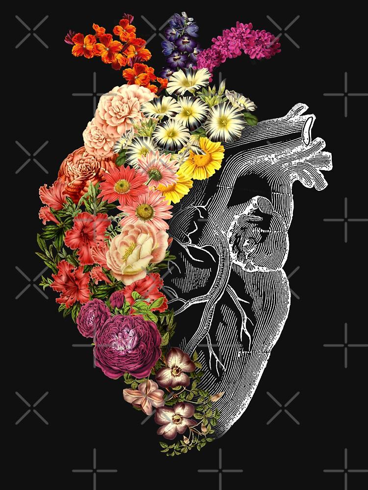 Flor corazón primavera de tobiasfonseca