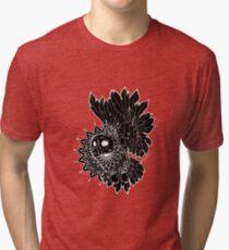 Space Owl Tri-blend T-Shirt