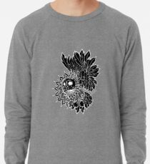 Space Owl Lightweight Sweatshirt