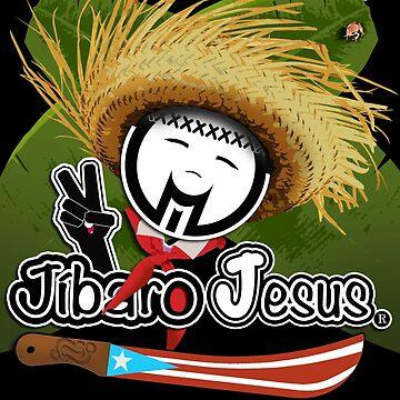 Jíbaro Jesus by chelo19
