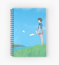 When Marnie Was There - Ghibli Movie Spiral Notebook