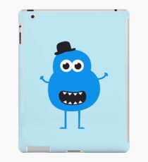 Funny Vintage/Retro Monster iPad Case/Skin