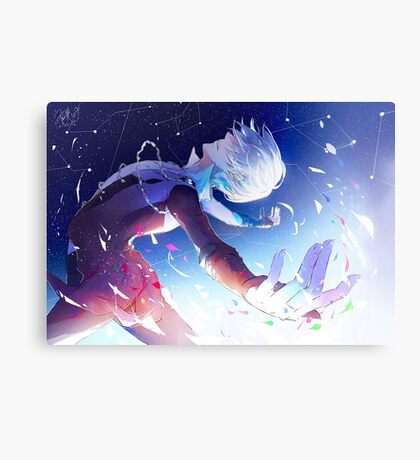 Yuri!!!on Ice - Victor Canvas Print