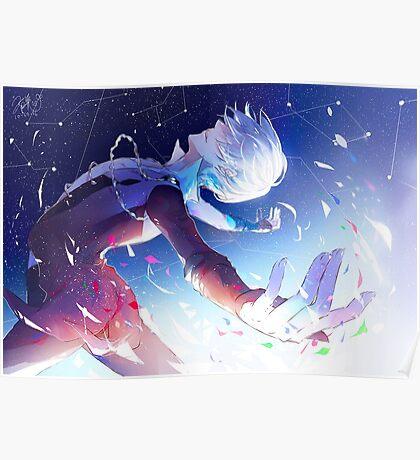 Yuri!!!on Ice - Victor Poster