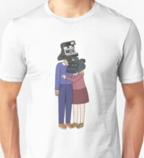 Camera Couple Unisex T-Shirt