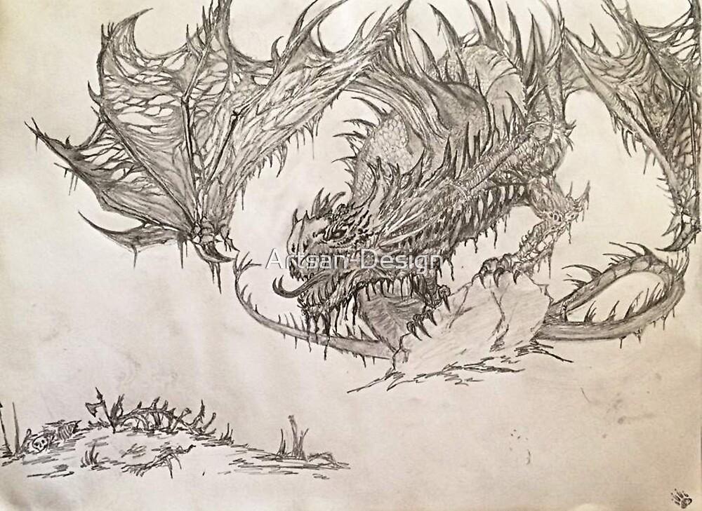 Dragon by Artsan-Design