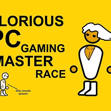 PC Master Race by godlymagikarp