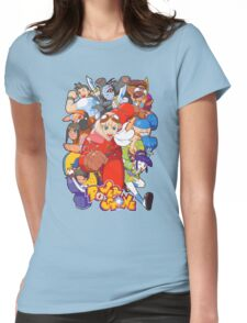 Power Stone Womens Fitted T-Shirt