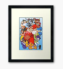 Power Stone Framed Print