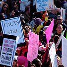 Women's March #3 by Stephen Burke