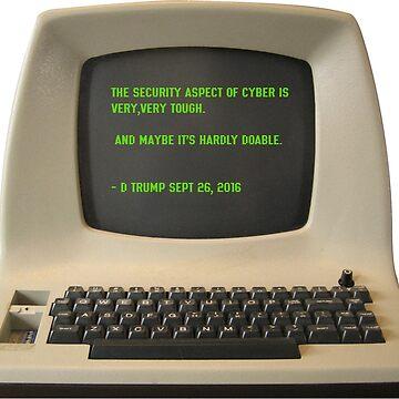 Cyber Hard by geek-art-uk