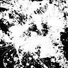 Spilt White by Printpix