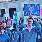 Women's March #4 by Stephen Burke