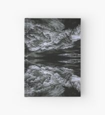 clouds roll in where angels fear to tread Hardcover Journal