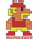 Lil Bro WTF MMA by Gentlemanjohncs
