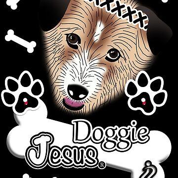 Doggie Jesus by chelo19