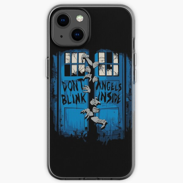 The walking Angels iPhone Soft Case