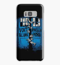 The walking Angels Samsung Galaxy Case/Skin