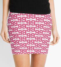 Est. 99 pink Mini Skirt