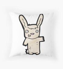 cartoon rabbit Kissen