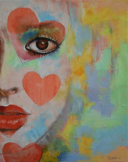 Alice in Wonderland by Michael Creese