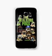 THE WALKING PUGS II Samsung Galaxy Case/Skin