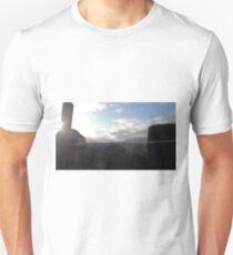 Dusk in yorkshire Unisex T-Shirt