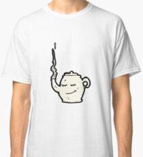 cartoon tea pot Classic T-Shirt