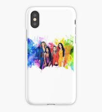 Fifth Harmony Multi Color iPhone Case/Skin
