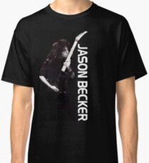 """Jason Becker """"Guitar Kiss"""" Classic T-Shirt"""