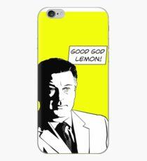 Good God Lemon iPhone Case