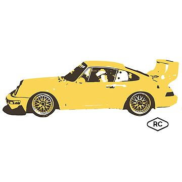 Porsche 911 Turbo Race Car by Robert Charles Designs by robertcharlesde