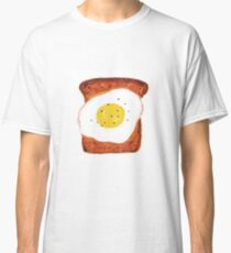 Egg on Toast Classic T-Shirt