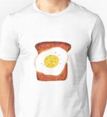 Egg on Toast Unisex T-Shirt