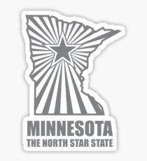 Minnesota 01 Sticker