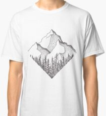 The Diamond Range Classic T-Shirt