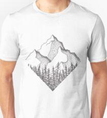 Die Diamant-Reihe Slim Fit T-Shirt
