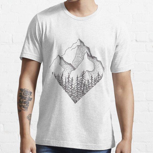 The Diamond Range Essential T-Shirt