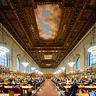 NYPL - New York Public Library  by Randy  LeMoine