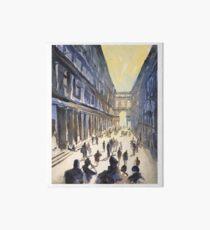 Aquarellmalerei Bolognas, Italien Galeriedruck