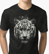 Interconnected Tri-blend T-Shirt