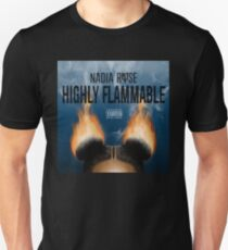 Nadia Rose - Highly Flammable T-Shirt